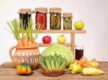 Овощи и плодоовощи Стоковые Фотографии RF