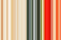Овощи концепция, цвет радуги Красочная безшовная картина нашивок абстрактная иллюстрация предпосылки Стильный современный цвет те Стоковое Изображение RF