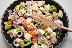 овощи масла Стоковое фото RF