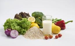 овощи парного молока Стоковое фото RF