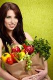 овощи плодоовощей принципиальной схемы Стоковая Фотография RF