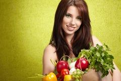овощи плодоовощей принципиальной схемы Стоковое Фото