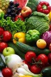 овощи плодоовощ Стоковое Изображение RF