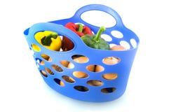 овощи покупкы мешка Стоковое Фото
