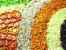 овощи предпосылки Стоковое Изображение
