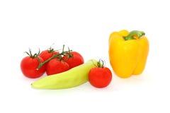 овощи продуктов свежего рынка земледелия Стоковое Изображение