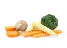 овощи продуктов свежего рынка земледелия Стоковая Фотография RF