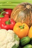 овощи продуктов свежего рынка земледелия Стоковая Фотография