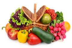 овощи плодоовощей стоковое фото