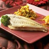 овощи рыб Стоковые Фото