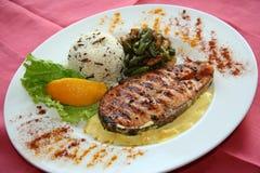 овощи рыб Стоковые Изображения