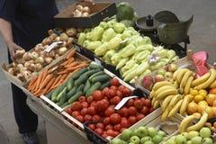 овощи рынка крупного плана Стоковые Фотографии RF