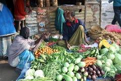 овощи рынка Стоковая Фотография