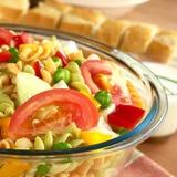 овощи салата макаронных изделия Стоковые Фото