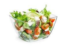 овощи салата еды свежие японские Стоковая Фотография RF