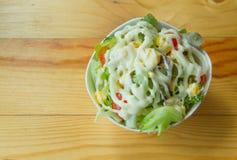 овощи салата зеленых цветов Стоковая Фотография