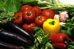 овощи смешивания стоковое изображение rf