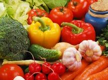 овощи состава сырцовые Стоковое Изображение