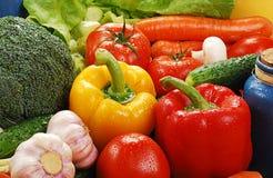 овощи состава сырцовые Стоковые Изображения RF
