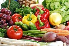 овощи состава сырцовые Стоковое фото RF