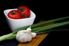 овощи спагетти Стоковое фото RF