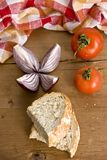 овощи таблицы деревянные Стоковая Фотография