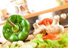 овощи томата перца колокола Стоковые Изображения