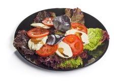 овощи томатов сыра мягкие Стоковое Изображение