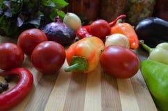 Овощи для консервации Стоковое Фото