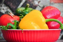 Овощи 12 Стоковые Изображения