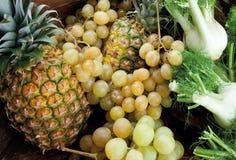 Овощи cousine еды и состав плодоовощ, ингридиент для ea Стоковые Фото