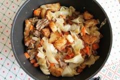 овощи stew Стоковые Фотографии RF
