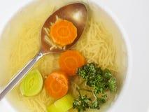 Овощной суп Стоковые Фото