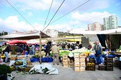 овощ базара Стоковые Изображения