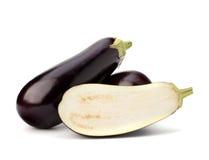 Овощ баклажана или aubergine Стоковое Изображение RF