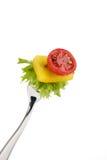 овощ вилки Стоковое Изображение RF