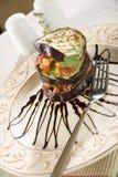 овощ зажженный закуской Стоковые Фотографии RF