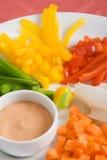 овощ закуски стоковое фото rf