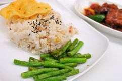 овощ здоровой еды установленный Стоковые Изображения