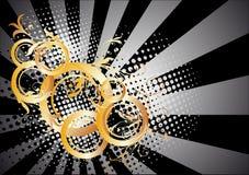 овощ картины золота Стоковые Изображения