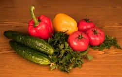 Овощ местного рынка свежий, продукция сада, чистая есть и dieting концепция Стоковое фото RF