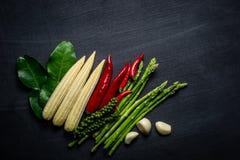 Овощ на предпосылке классн классного Стоковое Изображение RF