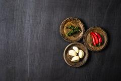 Овощ на предпосылке классн классного Стоковая Фотография