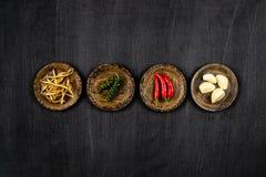 Овощ на предпосылке классн классного Стоковая Фотография RF