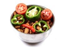 овощ обслуживания картошек Стоковая Фотография RF