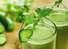 овощ питья здоровый Стоковая Фотография RF