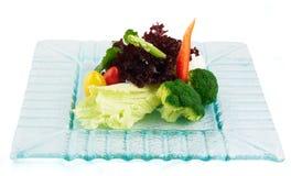 овощ плиты закуски Стоковые Фото