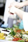 овощ плиты Стоковое Фото