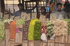 овощ рынка Стоковое Изображение