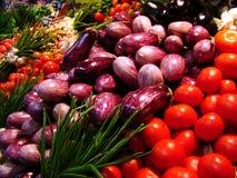 овощ рынка Стоковое Фото